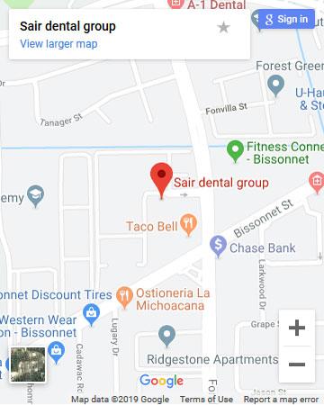 Contact Google Map