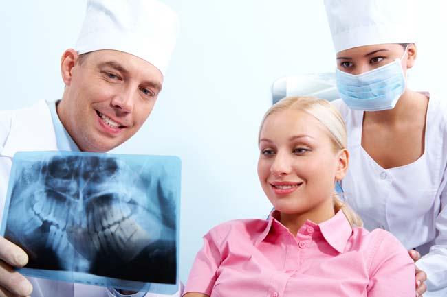 Digital X-Ray Really Safer